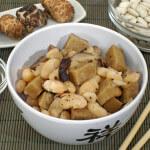 Seitan s bijelim grahom - Fini Recepti