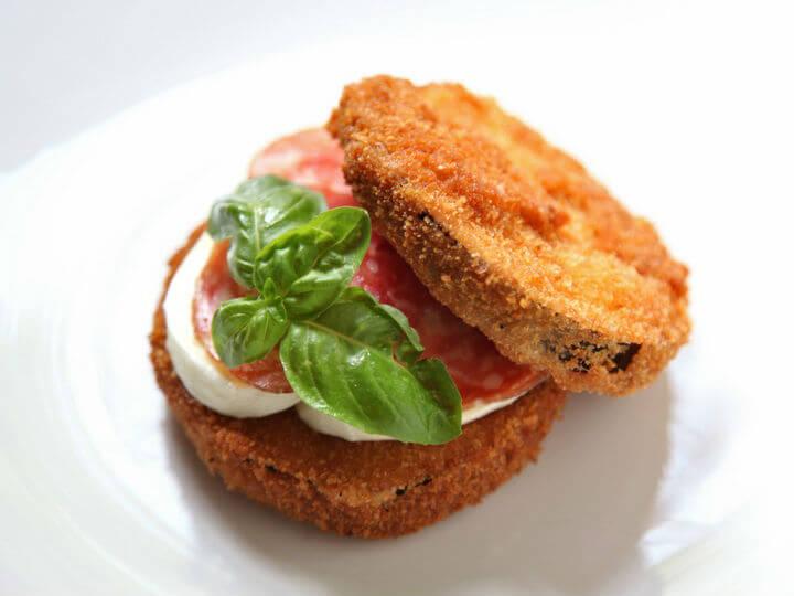 Prženi sendviči od patlidžana - Fini Recepti by Crochef