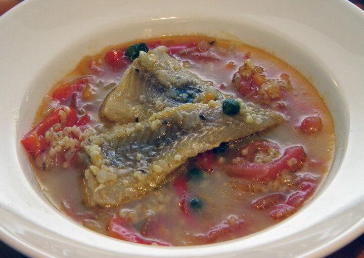Sjevernoafrička riblja juha