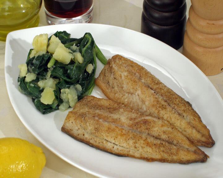 Fileti skuše s blitvom i krumpirom - Fini Recepti