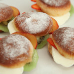Slatki fašnički hamburgeri - Fini Recepti by Crochef