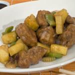 Slatko kisela svinjetina s ananasom - Fini Recepti