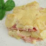 Složenac od krumpira i šunke - Fini Recepti by Crochef