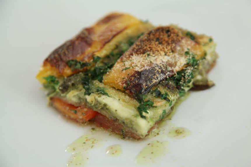 Gratinirani složenac od povrća - Fini Recepti by Crochef