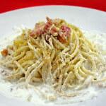 Špageti alla carbonara