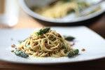 Špageti s peštom od šparoga - Fini Recepti by Crochef