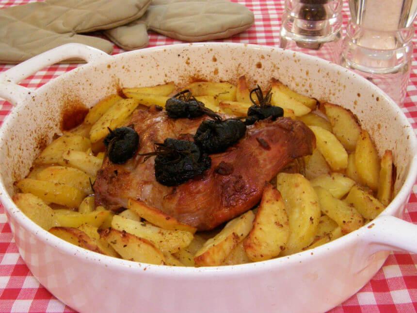 Svinjsko pečenje - Fini Recepti