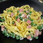 Tagliatelle alla emiliana - Fini recepti
