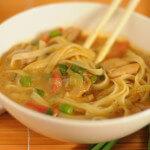 Tajlandska pileća juha