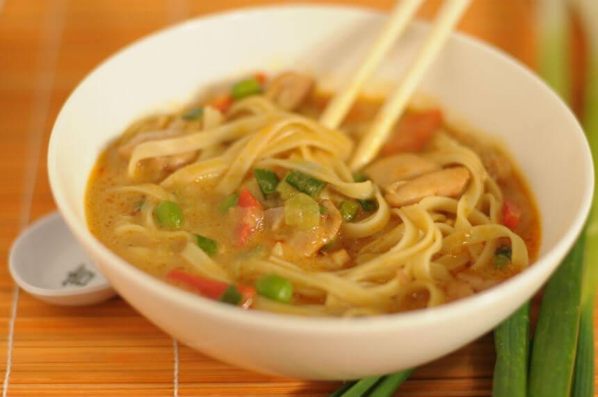 Tajlandska pileća juha - Fini Recepti