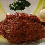 Tatarski biftek s bijelim tartufom