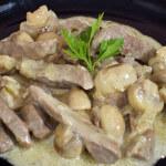 Sjeckano meso na ciriški način - Fini Recepti