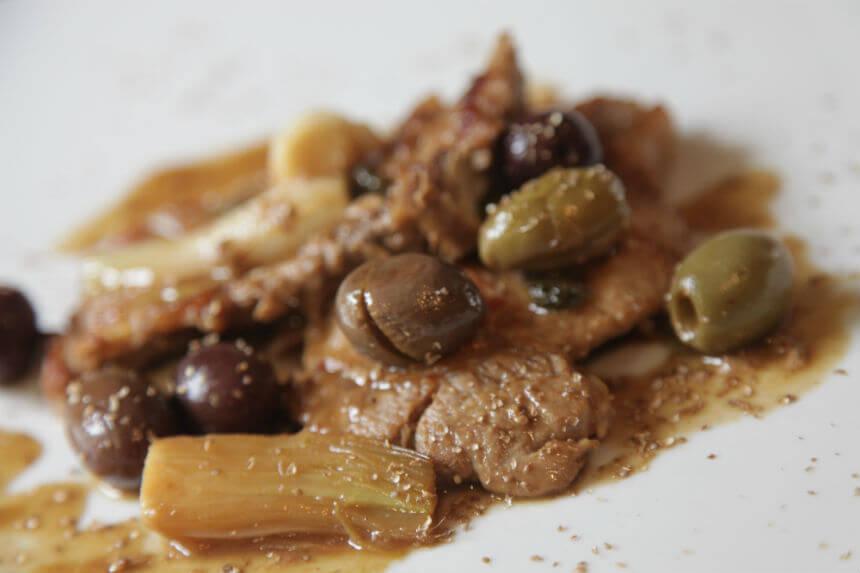 Teleći kotleti s korijanderom na mediteranski način - Fini Recepti by Crochef