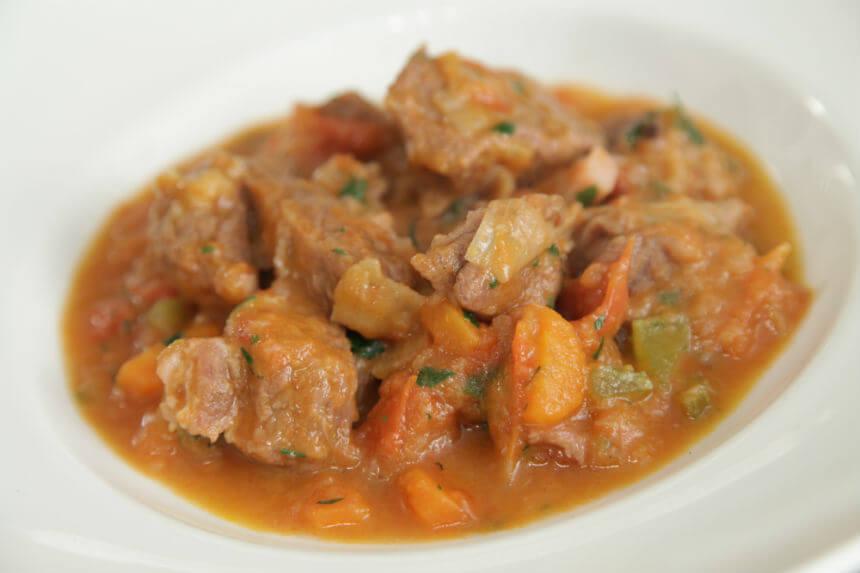 Teletina s rajčicama - Fini Recepti by Crochef