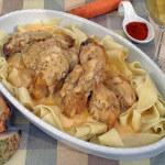 Tenfana piletina s rezancima