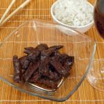 """Steak na način """"teriyaki"""""""