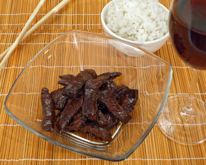 "Steak na način ""teriyaki"" - Fini Recepti"