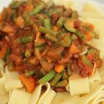 Tjestenina Calemari s umakom od povrća - Fini Recepti by Crochef