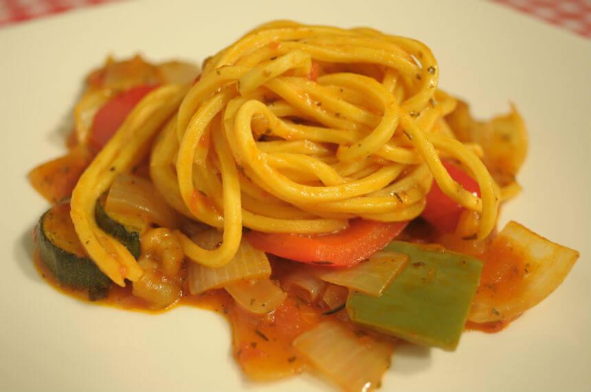Tjestenina na mediteranski način - Fini Recepti