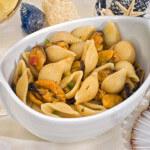 Salata od tjestenine s dagnjama - Fini Recepti