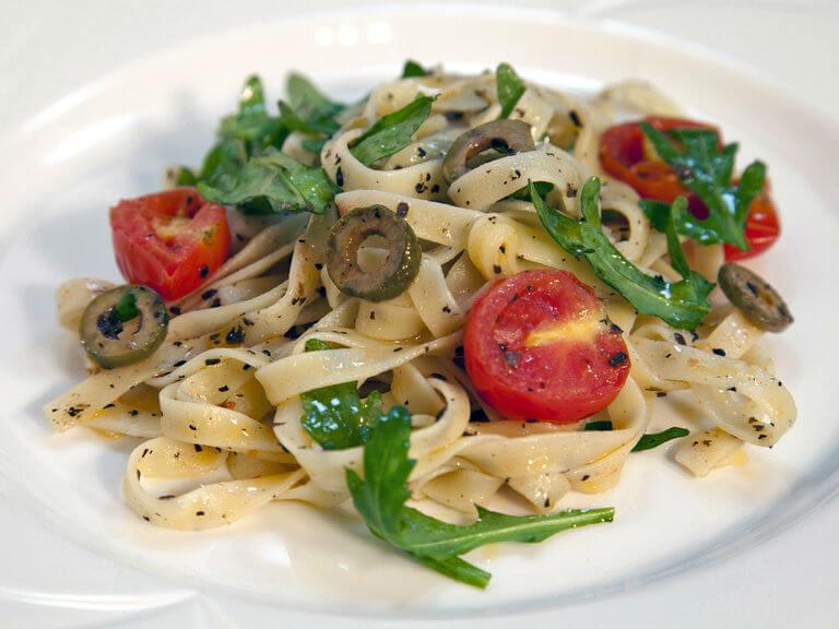 Tagliatelle s umakom od tartufa - Fini Recepti by Crochef