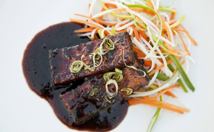 Tofu na indonezijski način