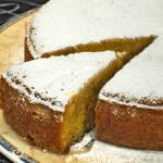 Torta od palente s bademima