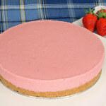 Torta od sira s jagodama - Fini Recepti