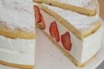 Torta od jagoda - Fini Recepti by Crochef