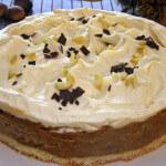 Krem torta od kestena i mušmula