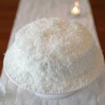 Čupava torta od kokosa