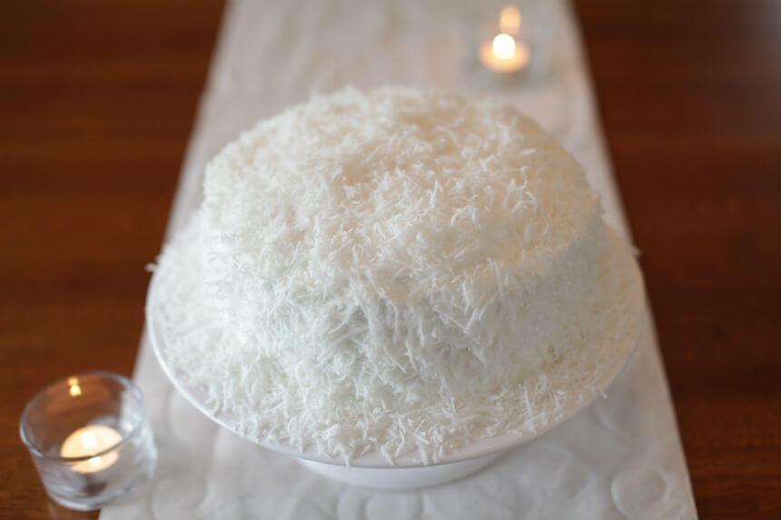 Čupava torta od kokosa - Fini Recepti by Crochef