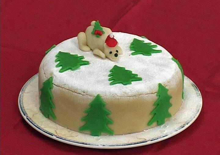 Marcipan torta