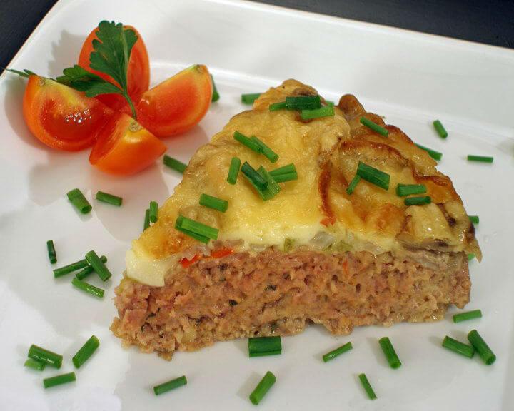 Torta od mljevenog mesa - Fini recepti