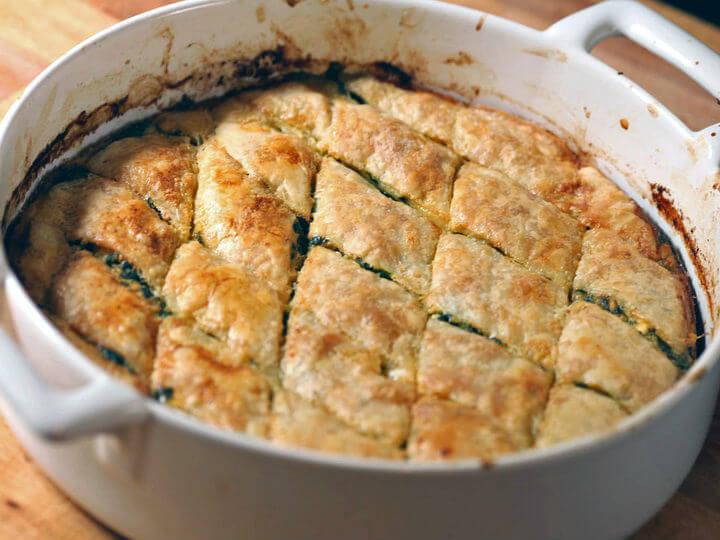 Torta od špinata - Fini Recepti by Crochef