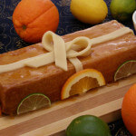 Torta s agrumima