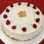 Krem torta s malinama - Fini Recepti