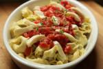 Tortelini s umakom od svježe rajčice - Fini Recepti by Crochef