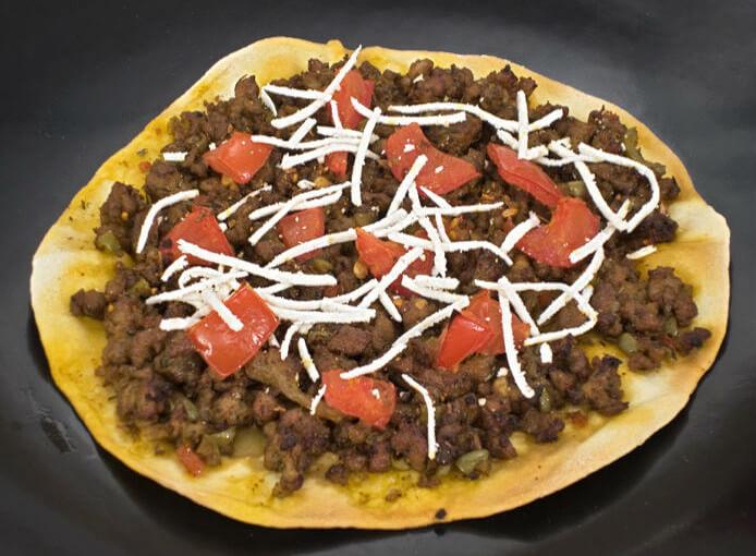 Turska pizza