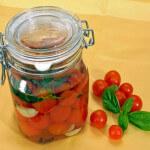 Ukuhane mini rajčice - Fini recepti