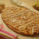 Uskršnji kolač s marelicama i bademima