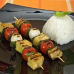 Vegetarijanski ražnjići - Fini Recepti