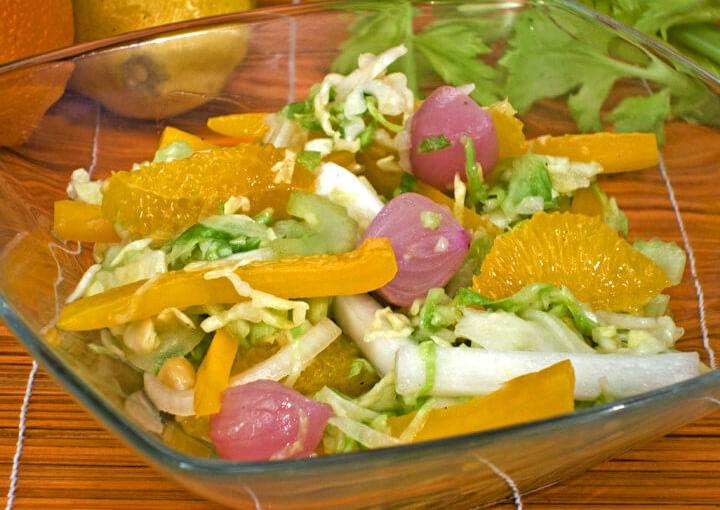 Vitaminska bomba – salata