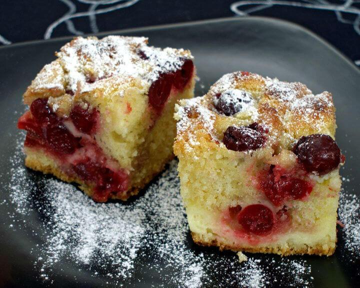 Zaliveni kolač od višanja - Fini recepti