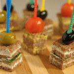 Zalogajčići s integralnim kruhom - Fini Recepti
