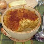 Zapečena tjestenina sa sirom