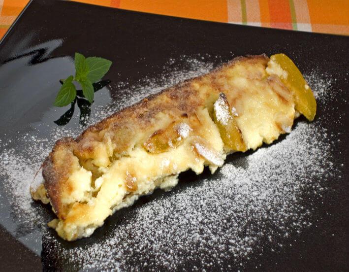 Zapečene palačinke s marelicama - Fini Recepti