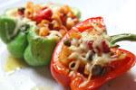 Gratinirane paprike s tjesteninom