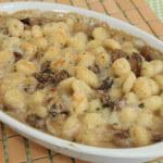 Gratinirani njoki s gljivama - Fini Recepti by Crochef