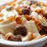 Rigatoni s mesnim okruglicama iz pećnice - Fini Recepti by Crochef